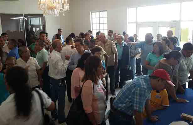 PAN celebra comicios para elegir al nuevo comité municipal