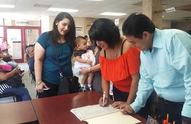 Divorcios superan los matrimonios en el Registro Civil de Tampico