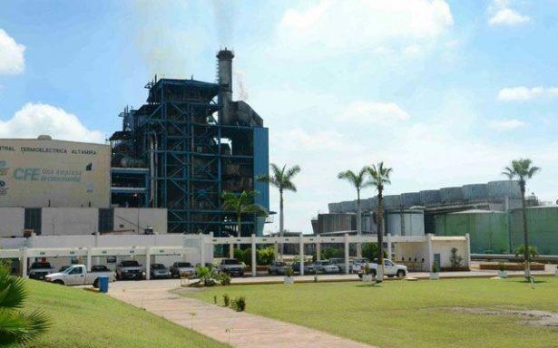 Bloquearán termoeléctrica de Altamira por emisiones altas de contaminación