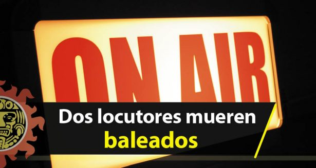 Dos locutores mueren baleados en emisora dominicana