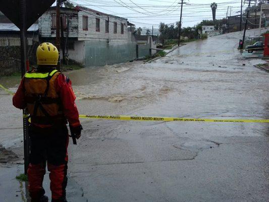 [Galería] #Urgente Entra Tijuana en estado de Alerta