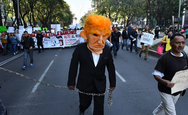 [En Vivo] Marcha se dirige al Ángel de la Independencia