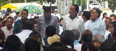 Yunes de gira por el norte de Veracruz