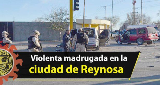 PGR atrae investigaciones de balaceras en Reynosa
