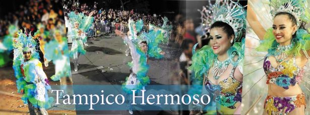 Vive la fiesta del carnaval con Tampico Hermoso