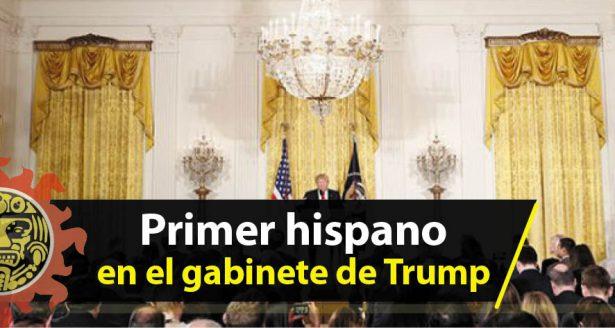 [En vivo] Nomina Trump a Alexander Acosta como secretario de Trabajo, el primer hispano