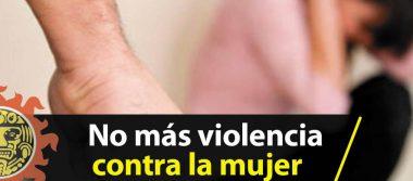 Plantea Miguel Ángel Mancera: No más violencia contra la mujer