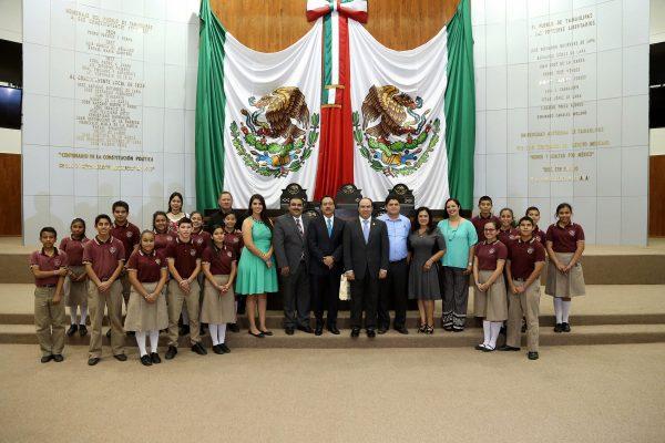 """""""Haz Que Tu Voz Suene"""" llega al Congreso de Tamaulipas"""