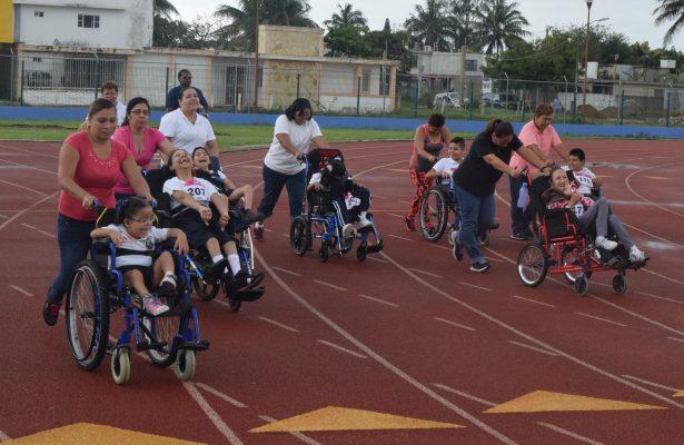 """Celebran encuentro deportivo """"Corazones Activos"""""""