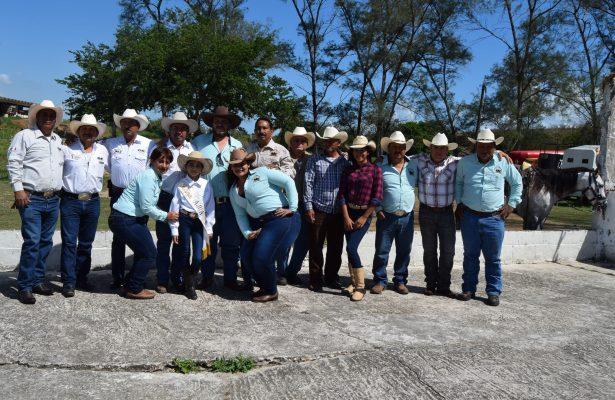 Organizan cabalgata Madero-Altamira