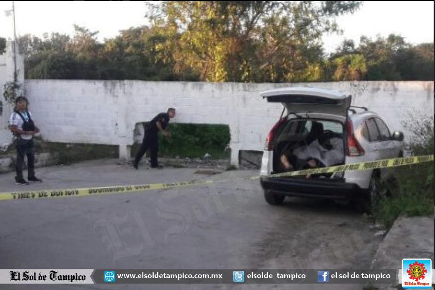 Joven secuestró y asesinó a sus padres en Tamaulipas