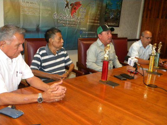 """Organizadores del Tercer Torneo de Pesca """"Playa Hermosa 2017"""", anunciaron que todo está listo para esa justa."""