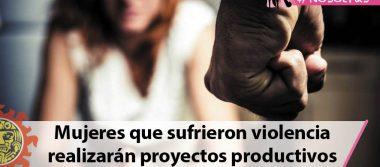 Mujeres que sufrieron violencia realizarán proyectos productivos en Tijuana