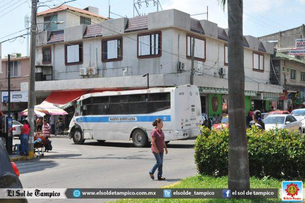 Reordenarán rutas en Ciudad Madero