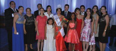 Lupita Sanromán nueva Reina del Tec de Monterrey