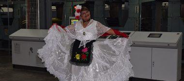 Wendy Moctezuma Espiricueto, 35 Años de enseñar folclor