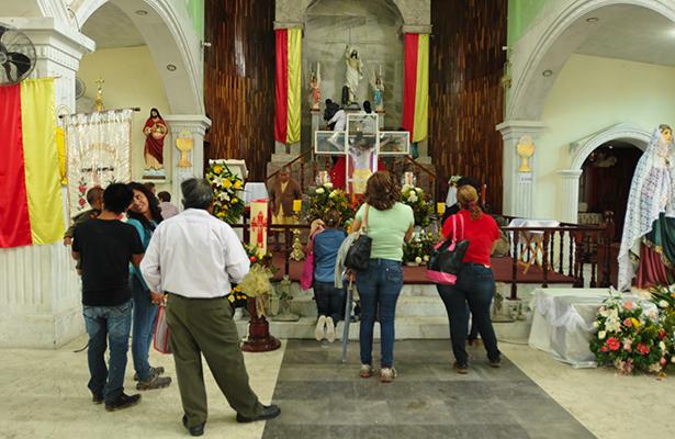 Esperan tres mil visitantes a las Fiestas del Señor de las Misericordias