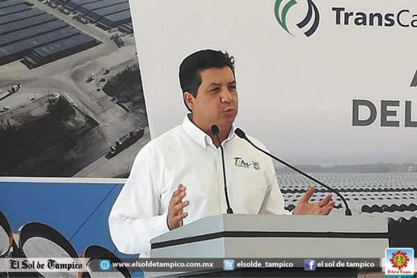 Tuxpan: Arranca construcción del Gasoducto Texas