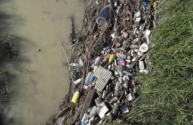Nociva contaminación en el caudaloso Río Pánuco