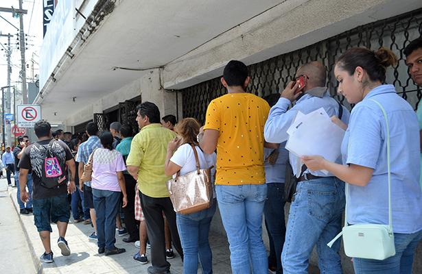 Amplía Fiscal de Tampico número de contribuyentes beneficiados