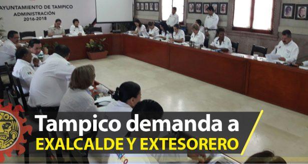 Demanda legal para Gustavo Torres Salinas