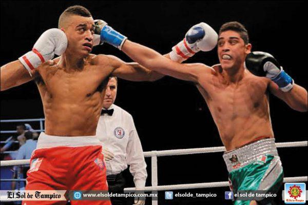 Raúl Curiel tendrá pelea de exhibición este viernes en el Polideportivo