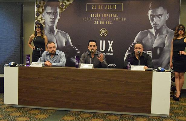 Anuncian el Nacimiento de la Lux Fight League