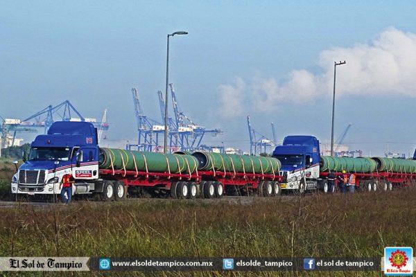 Registra puerto de Altamira crecimiento del 8%