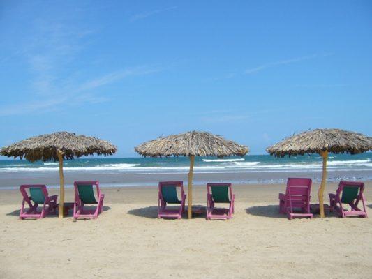 Vigilancia a pie en Playa de Miramar hasta las 10 de la noche