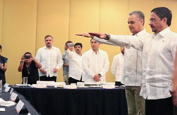 AZ es nombrado Coordinador de la Región Norte de la Asociación Nacional de Alcaldes