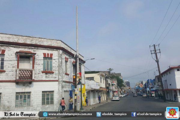Urge plan de rescate para viejos edificios en Madero
