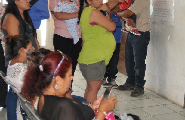 Se dispara el número de adolescentes y jovencitas embarazadas en Tampico