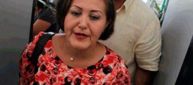 Diputados turnan a comisión la solicitud de desafuero de Eva Cadena