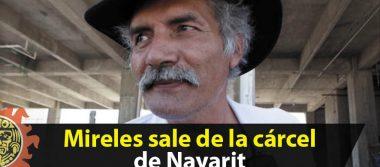 Mireles sale de la cárcel de Nayarit