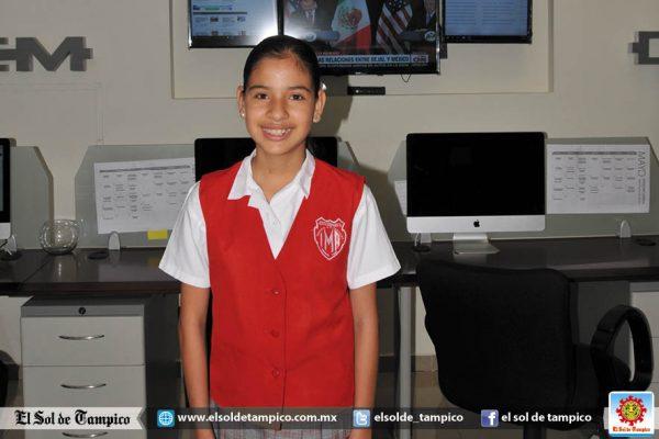 Destacada Estudiante Visitó El Sol de Tampico