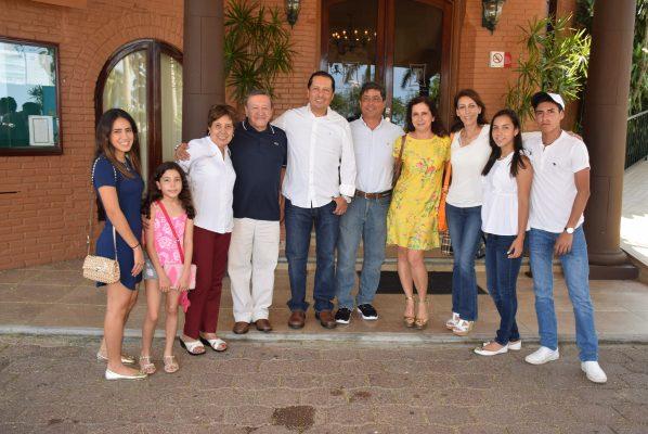 Festejo del Día del Padre en el Club Campestre y el Centro Libanés