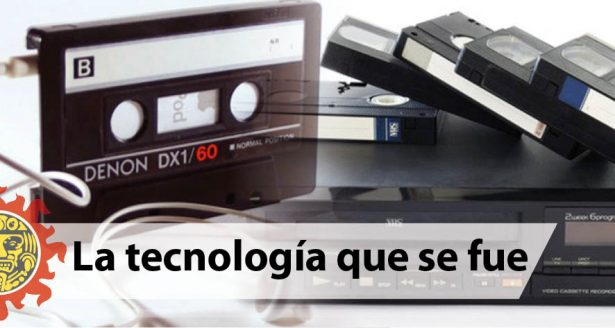 La tecnología que se fue