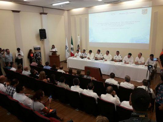 Implementan estrategia contra secuestro y extorsión en el Sur de Tamaulipas
