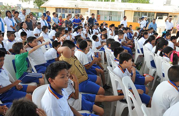 Insuficientes las aulas en Altamira para el siguiente ciclo escolar