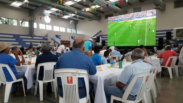 Día del Padre futbolero en Madero