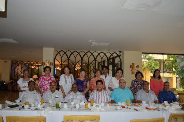 Agradable Reunión Social del CIBV Sección Altamira
