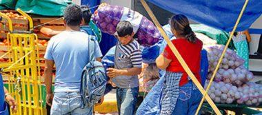 Detecta la Secretaría de Trabajo unos 12 mil menores de edad laborando en diversas actividades en la zona