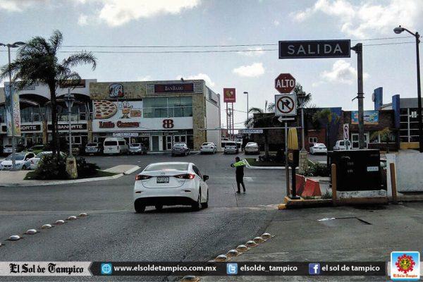 Modifican la circulación en la privada Estadio, entre avenida Ejército Mexicano y calle Rosas