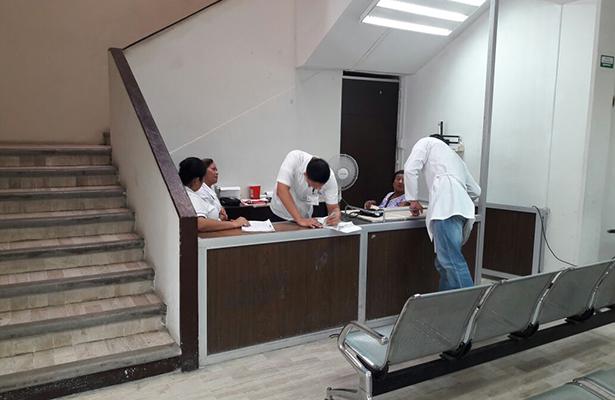 Aplica Centro de Salud de Tampico pruebas de antígeno prostático