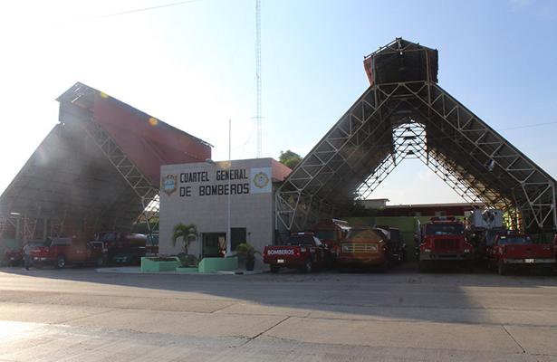 Reubicarán la terminal de bomberos para dar paso a proyecto de transformación