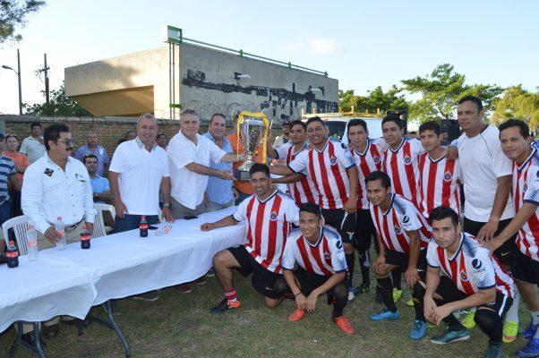 Chivas Sección 1, Campeón