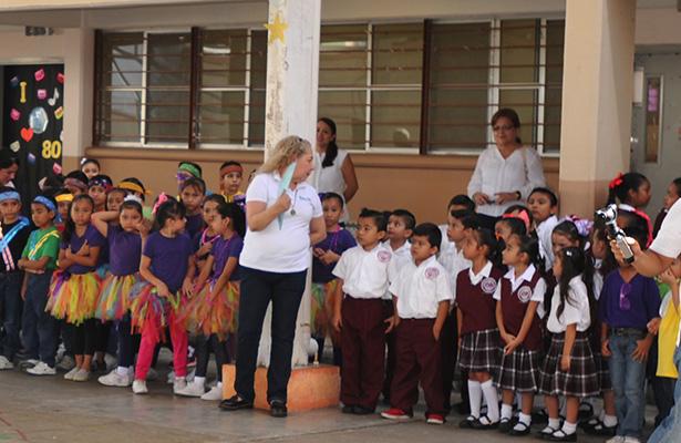 Más de mil millones de pesos se aplicarán en escuelas