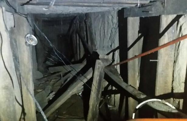 Otro túnel en el penal de Reynosa