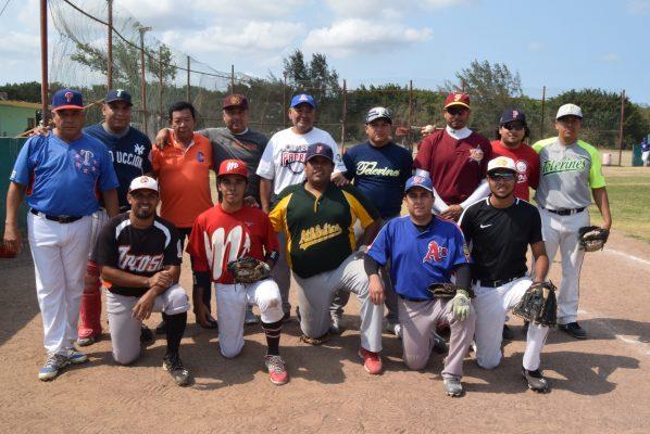 Family vs. Tapicería Tampico en el Beis Independiente