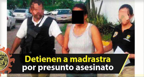 Detienen a madrastra presuntamente asesina; el hijastro tenía 4 años